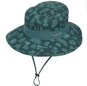 Columbia Sportswear Pine Mountain Booney Hat Unisex Posieden Campin NWT One Size