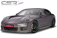 Paupières de phare pour Porsche Panamera 1 Tunning Techart Covering Detailing