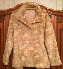 Très belle veste imitation fourrure - Taille S - Neuve jamais portée