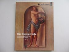 The Russian Sale. Bonhams. London, 30 may  2012