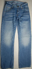 PEPE JEANS RARE JAPANESE SELVEDGE SELVADGE RED LINE STRAIGHT FADED BLUE 30 31 34