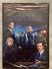 NEW MURDER ON THE ORIENT EXPRESS DVD & DIGITAL FREE WORLD WIDE SHIPPING BUY NOW