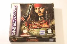 Pirates of the Caribbean: Dead Man's Chest (Nintendo Game Boy Advance, 2006)