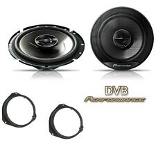 Fiat Grande Punto 2006 onwards Pioneer 17cm Front Door Speaker Upgrade Kit 240W
