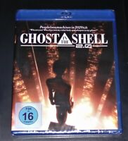 GHOST IN THE SHELL 2.0  BLU RAY + BOOKLET SCHNELLER VERSAND NEU & OVP