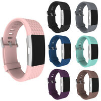 Easy Replacement Fitbit Charge2 Strap Band Bracelet For Activity Tracker FITBIT