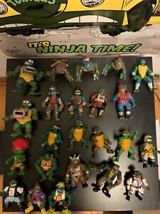 Vintage 1988-2015 Teenage Mutant Ninja Turtles You Choose Your Wacky TMNT Figure