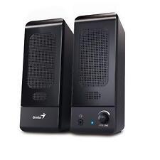 Genius SP-U120 3 Watt USB 2.0 Multidmedia Stereo Speakers, PC Laptop Speaker