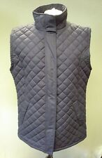 Sherwood forest Ladies Navy Quilted Gilet Size XL