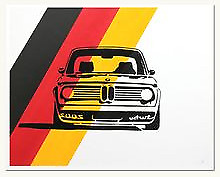 BMW 2002 Turbo 2002 tii Aufkleber decal kit