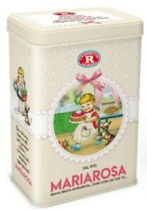 Mariarosa Lievito Baking Powder 16g x 10 bags in Vintage Tin