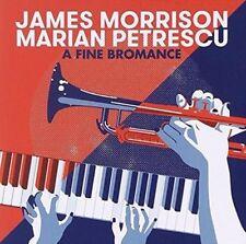 James Morrison Marian Petrescu A Fine Bromance CD NEW