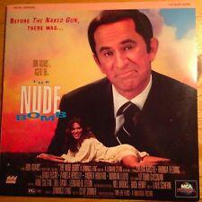 THE NUDE BOMB    Laserdisc 16019