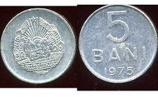 ROUMANIE  5 bani  1975