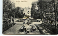Schloss Hellbrunn b. Salzburg Österreich AK gel. ~ 1920 alte Postkarte