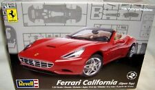 revell 1/24 FERRARI CALIFORNIA OPEN TOP SPORTS ROADSTER
