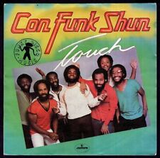 "CON FUNK SHUN - SPAIN 7"" MERCURY 1981 - TOUCH / WELCOME BACK TO ME - SINGLE 45"