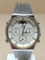 Orologio Seiko sport 100 vintage watch seiko 7A48-7000 chrono moon fase clock