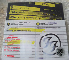 """FOO FIGHTERS """"SONGS FROM THE LAUNDRY ROOM"""" VINYL LTD 10"""" RECORD STORE DAY 2015"""