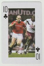 Football World Cup 2006 Playing Card single Jaap Stam Manchester Man United
