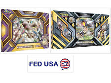 Mega Beedrill Ex Box + Kangaskhan Ex Pokemon Tcg Booster Boxes Factory Sealed