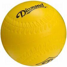 Diamond 9 inch Foam Practice Baseballs 6 Ball Pack