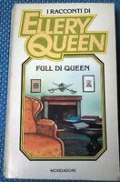 Full di Queen - I racconti di Ellery Queen - 1984, Mondadori - prima edizione- L