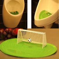 Grün Fußball schießen Ziel Stil Urinal Bildschirm Filtermatte für Hotel Ver U1C2
