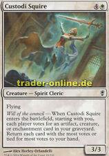 4x Custodi Squire (Custodi Squire) Conspiracy Magic
