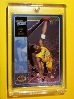 Kobe Bryant MINT FOIL ULTIMATE VICTORY UPPER DECK 2001 HOT LAKERS CARD #26
