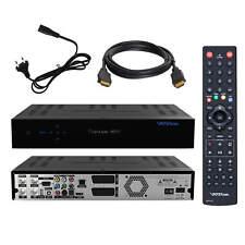 Twin sat receiver Vantage HD 8000s Blue digital full USB PVR 2xci LAN HD + HDMI
