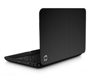 LidStyles Carbon Fiber Laptop Skin Protector Decal HP Pavilion G6