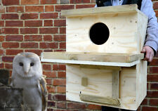 More details for barn owl nest box - indoor use only - (direct from the barn owl centre)