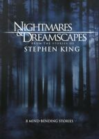 Nightmares and Dreamscapes Stephen King & Region 4 DVD New