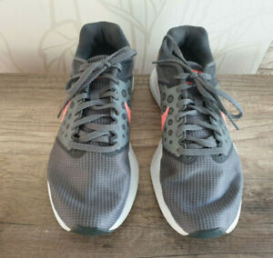Nike Downshifter 7 Schuhe Laufschuhe Sneaker Damen Grau Gr. 40 (25,5 cm)