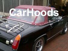 Austin Healey Sprite / MG Midget Heavy Duty Vinyl Soft Rag Top Hood Roof - NEW