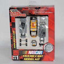 Ward Burton NASCAR 1:64 Diecast Model Kit Racing Champions 2001