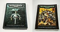 Warhammer 40,000 In The Grim Darkness Of The Far Future There Is Only War x2