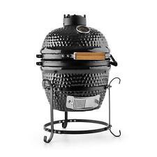 Klarstein Griglia Barbecue Kamado In Ceramica Carbonella Grigliata Affumicatrice
