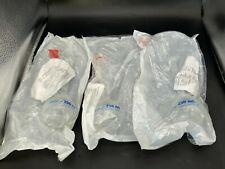 3 Corning 250ml Polypropylene Class B Reusable Plastic Volumetric Flask