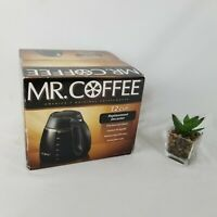 MR COFFEE Coffeemaker Pot 12-Cup REPLACEMENT DECANTER CARAFE Home - BLACK