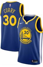 dd53955cd57 NIKE STEPHEN CURRY ICON EDITION SWINGMAN JERSEY GOLDEN STATE WARRIORS SZ  2XL 56