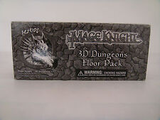 MAGE KNIGHT 3D DUNGEONS FLOOR PACK - NUOVO ORIGINALE