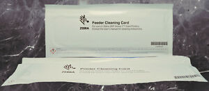 Zebra 105999-701 Cleaning Kit for ZXP 7 Series (Feeder and Path Cleaner)