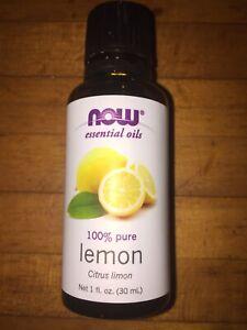 "Lemon  Natural Healing ""Now""  Essential Oil"