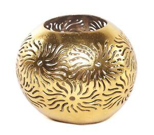 Coconut Bowl Candle Lantern