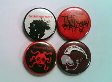 "4 x The Birthday Party 1"" Pin Button Badges ( nick cave boys next door music )"