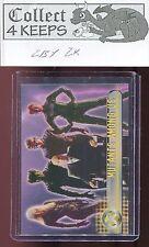 2000 Topps X-Men Movie Promo Card #0 Mutants Among Us (Marvel)