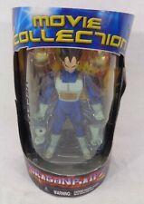 Dragonball Z Movie Collection Vegeta Action Figure Jakks Pacific DBZ Saiyan