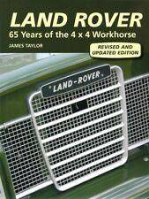 Land Rover Serie 1 2 3 Defender 88 90 109 110 130 Series Lightweight - Buch book